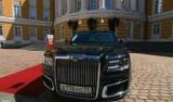 Путин впервые изменил Mercedes на автомобиль