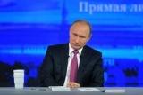 Прямая линия с Владимиром Путиным изменит формат
