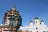 Пять сложных церкви, восстановленной в 2021
