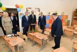 В российском регионе впервые с Медведевым открыли новую школу