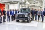 Новый Mercedes-Benz G-класса будет выпускаться параллельно со старой