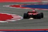 Феттель показал лучший результат в третьей практике Гран-при США