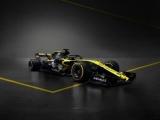 Команды Формулы-1 Рено показал новый автомобиль для сезона 2018/19