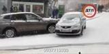 Любители летние шины на снегу могут штрафа - Министерство внутренних дел