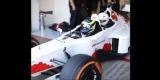 Слепой фанат задушил на болид Формулы 1